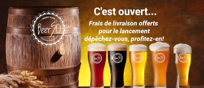 beer50, biere, marketplace